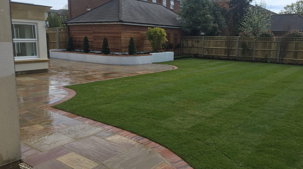 Warlingham Landscaping Project