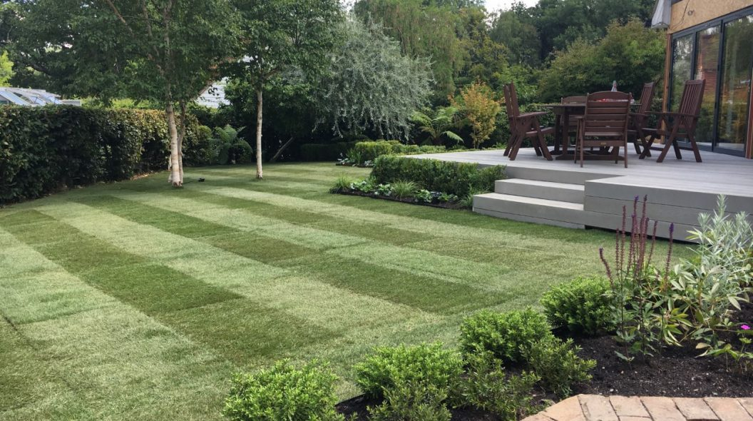 Cranbrook landscaping